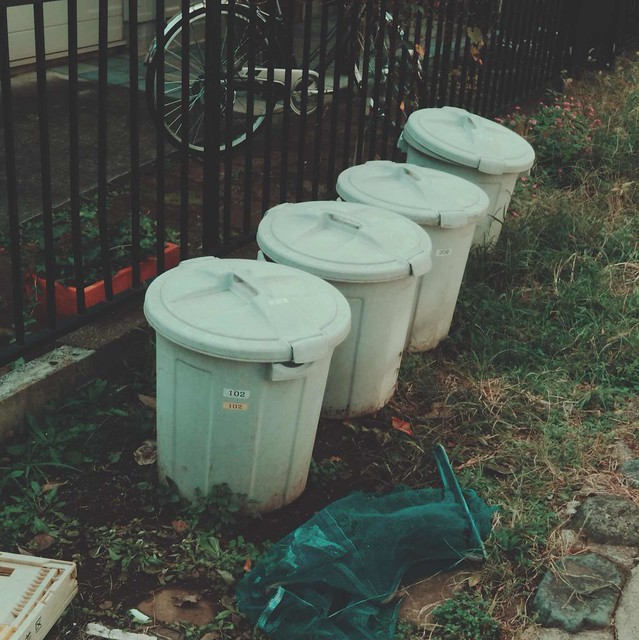 Waste containers