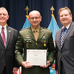 Fri, 10/20/2017 - 14:17 - On October 20, 2017, the William J. Perry Center for Hemispheric Defense Studies hosted a graduation ceremony for its Strategy and Defense Policy course. The ceremony took place in Lincoln Hall at Fort McNair in Washington, DC.