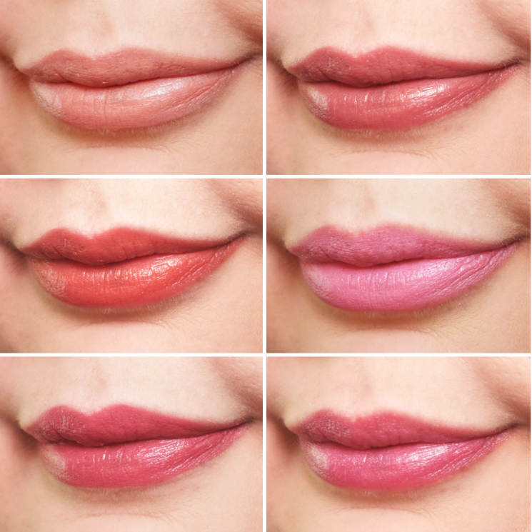 mary kay gel semi-shine lipstick group 1 (2)