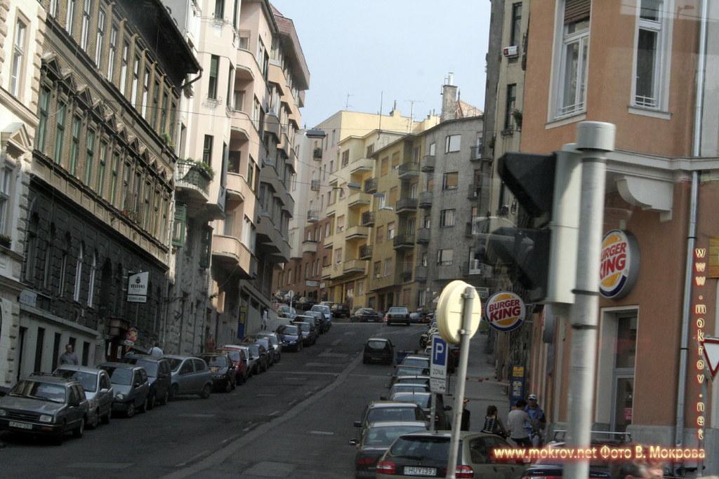 Столица Венгрии - Будапешт,