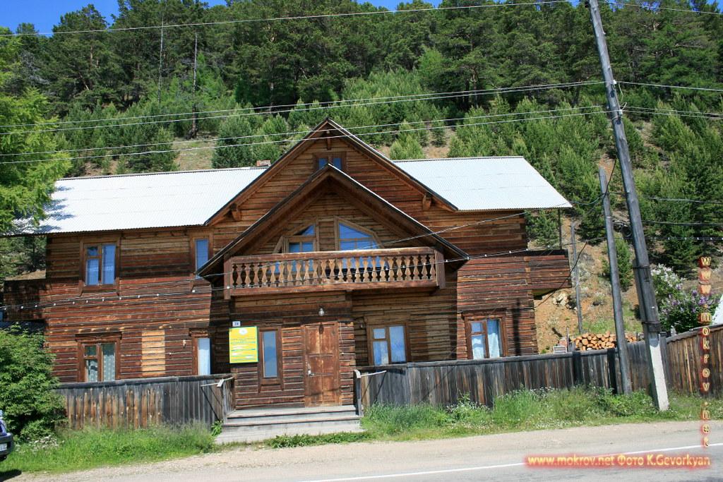 Поселок Листвянка Озеро Байкал — Россия и фотограф