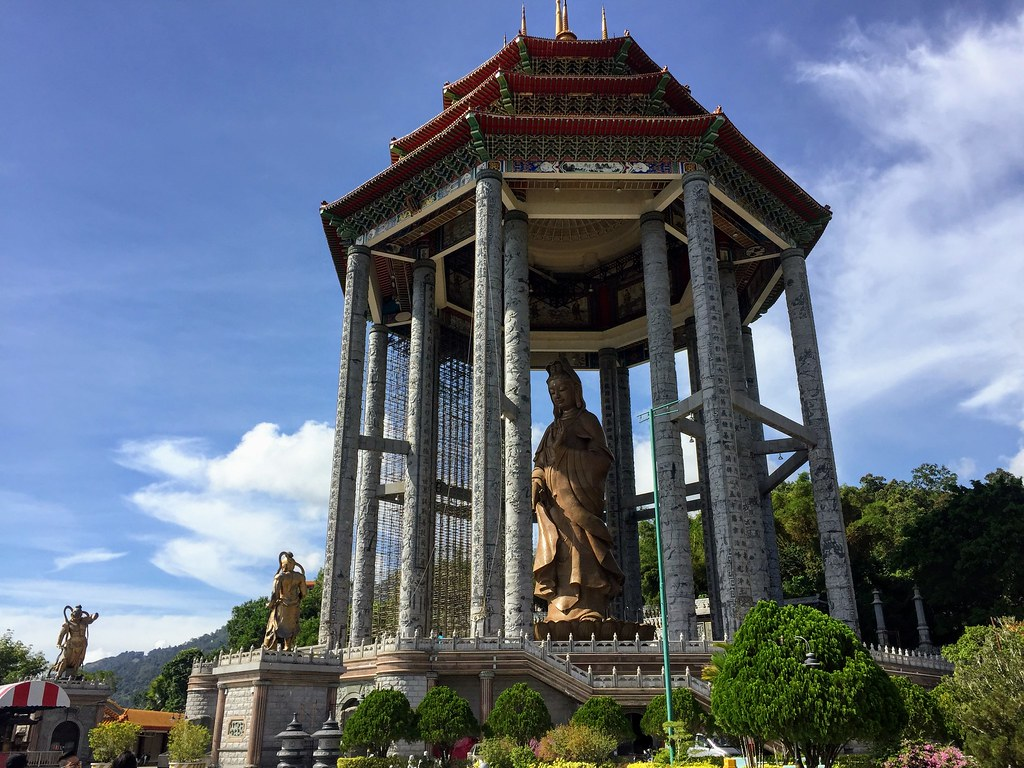 Kek Lok Si Big Buddha