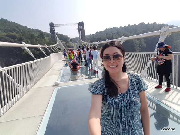 Zhangjiajie Glass Bridge photos