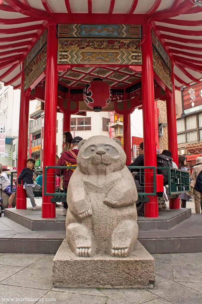 Chinatown di Kobe
