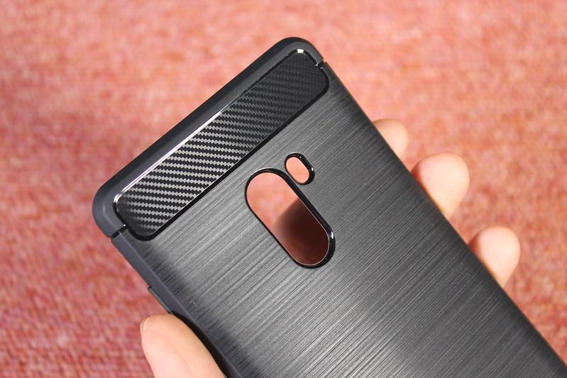 Xiaomi Mi Mix 2 の保護ガラスを貼る (6)