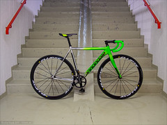 Cannondale CAAD10 Track1