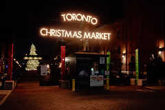 Toronto Christmas Market is now open