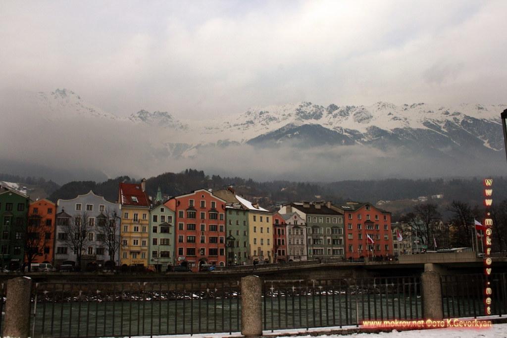Инсбрук — город в Австрии фоторепортажи