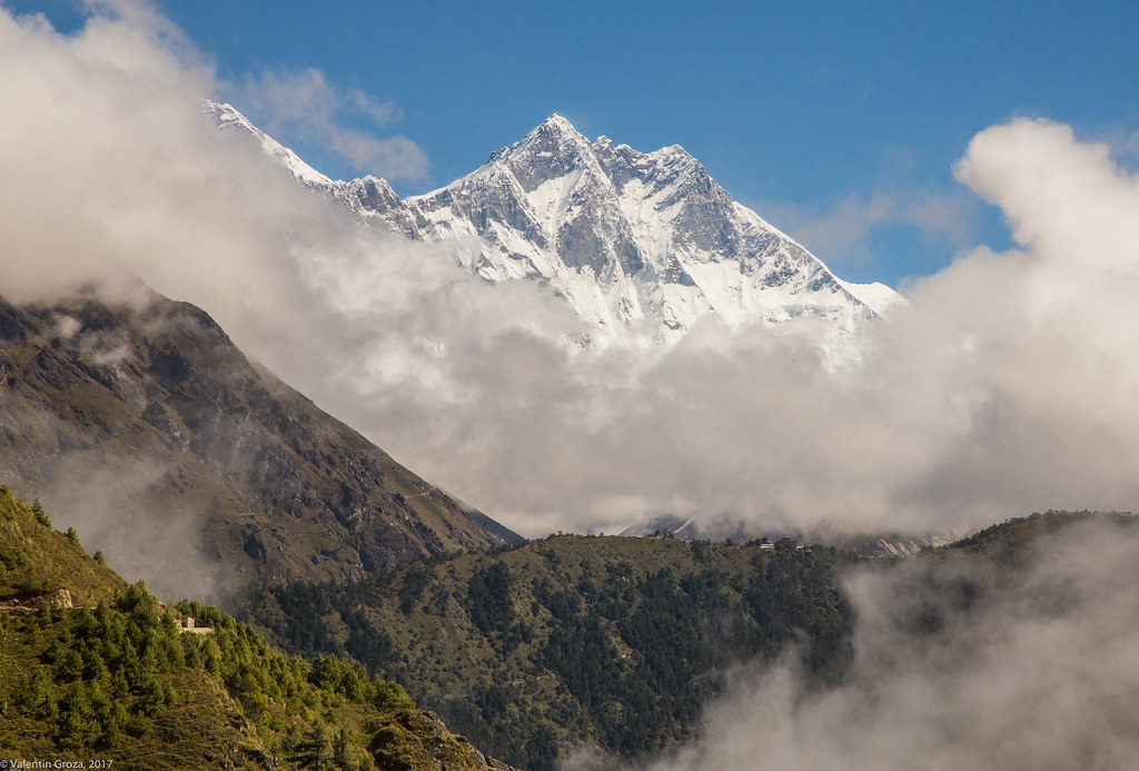 EBC_from Namche to Deboche 05