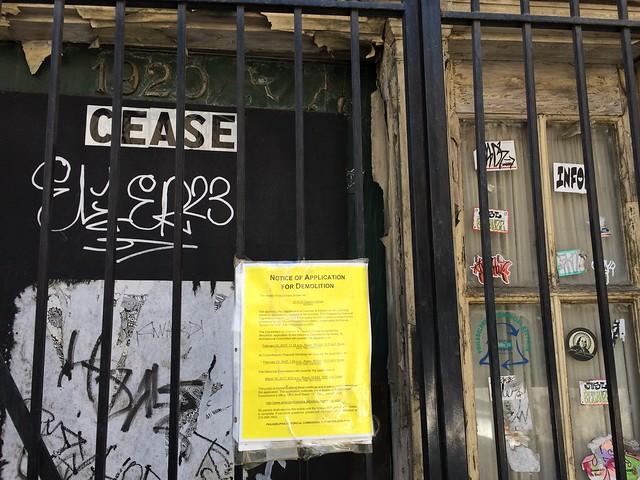 Philadelphia Demolition