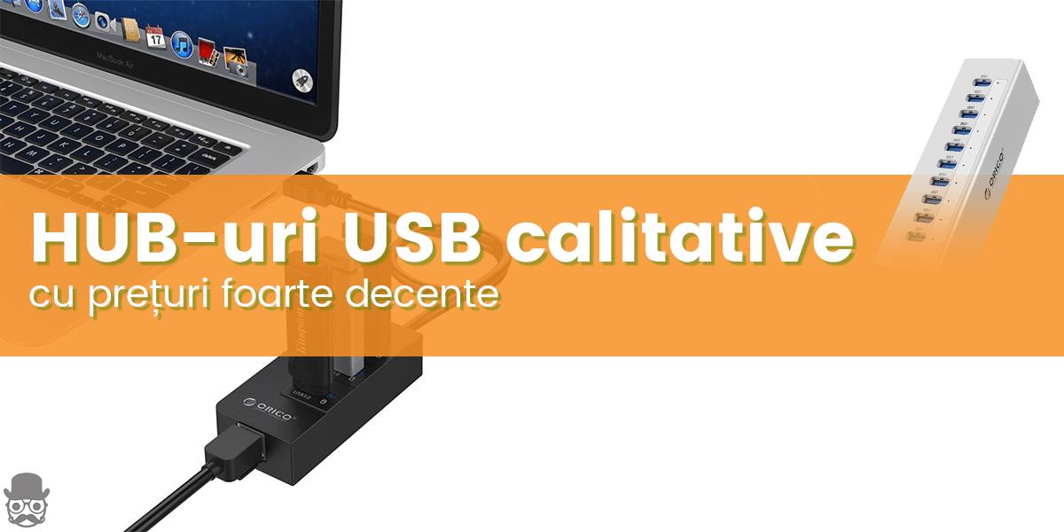 Prelungitor USB