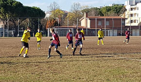 Giovanissimi Regionali, Pol. Virtus - Montebaldina 0-1