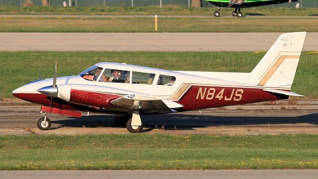 N84JS