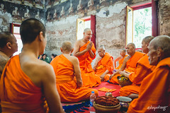 Become a Buddhist Monk Thailand