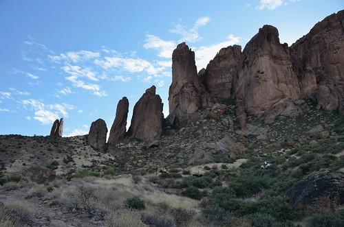 Lost Dutchman Treasure loop trail