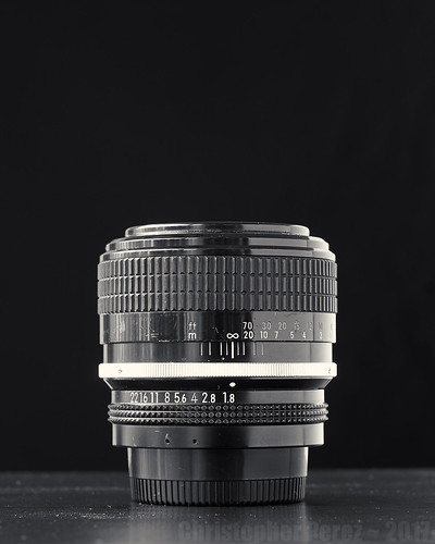 Lens Stories ~ Nikon Nikkor 85mm f/1.8 K