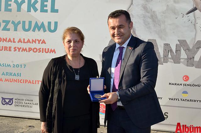 Prof. Dr. Alev İdrisoğlu, Adem Murat Yücel