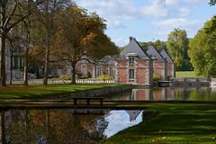 Promenade au château de Courances (3)