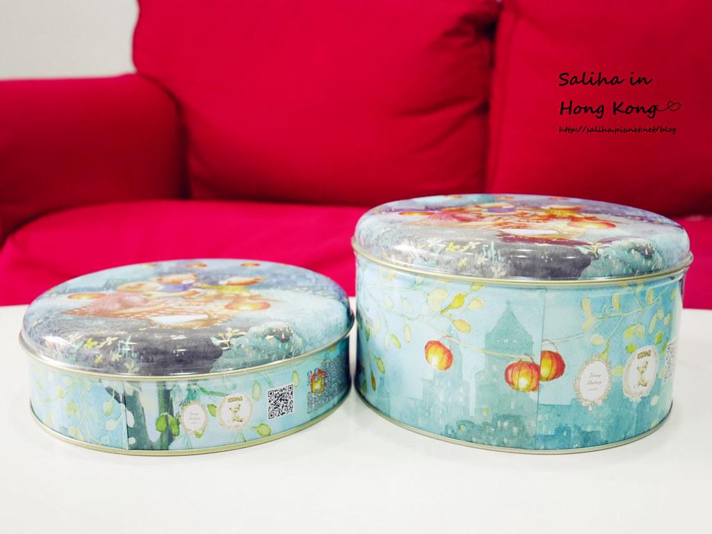 香港必買伴手禮推薦珍妮小熊餅乾曲奇餅 (11)