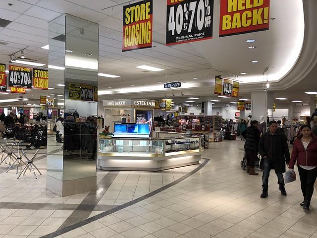 Sears closing Edmonton Southgate
