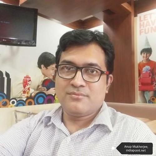 Anup Mukherjee