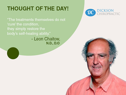 Chiropractic treatment gives real solution for chronic pain