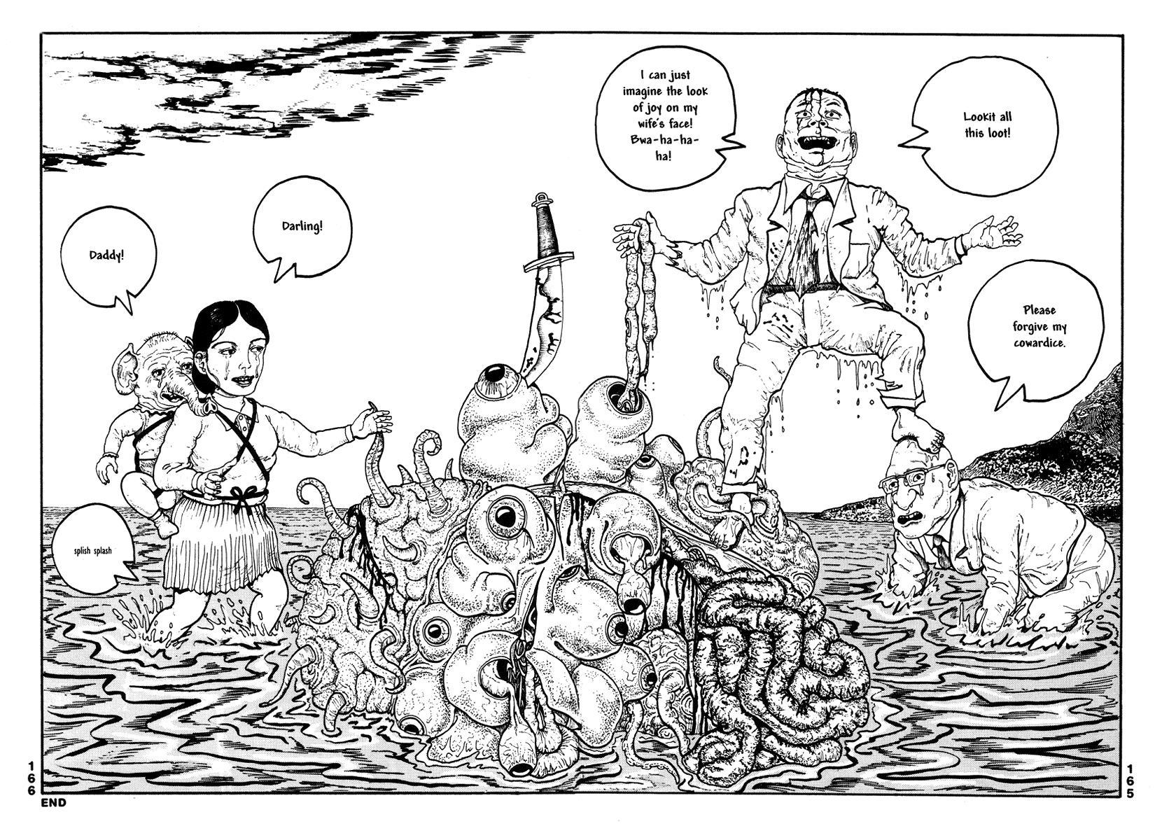 Comics Underground Japan - Страница 171