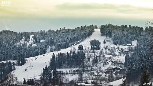 Lyžujte ve skiareálu KAROLINKA s 22% slevou