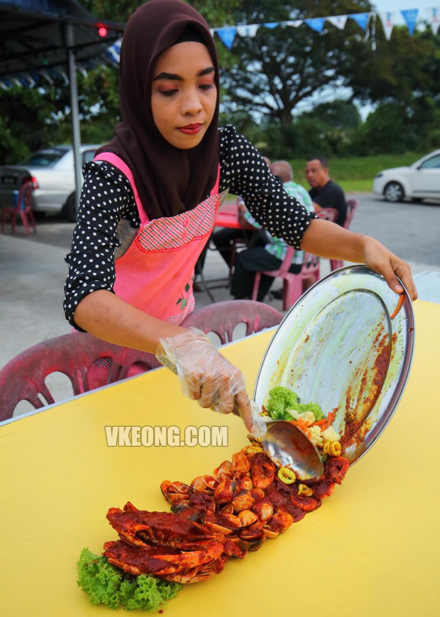 Seafood-Lambak-Selera-Kita-Melaka