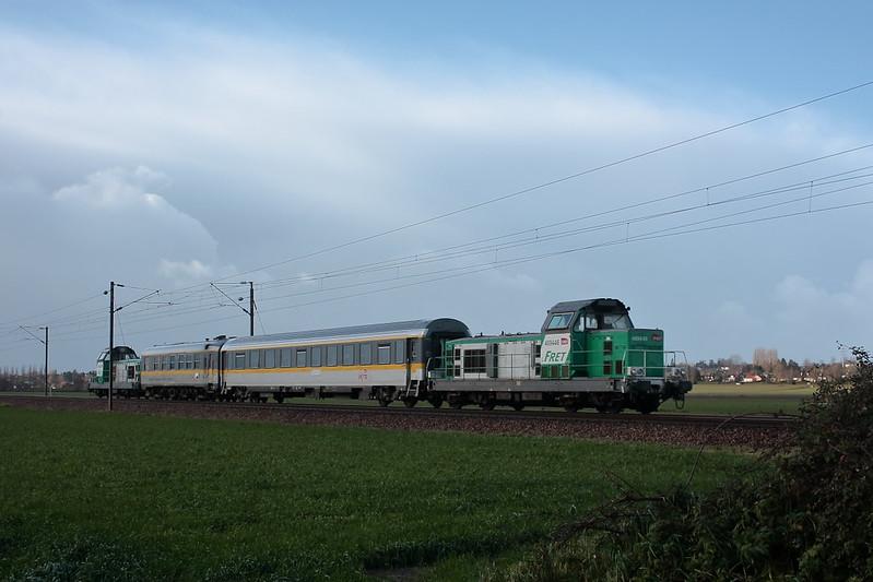 Alstom 66446 - BB 469446 / Morbecque