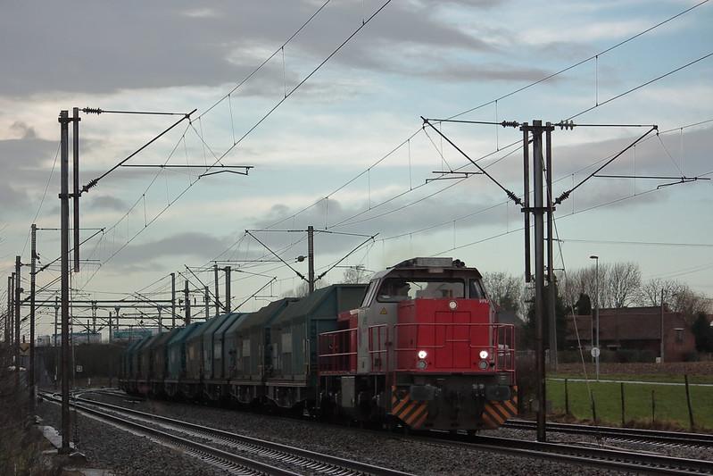 Vossloh 5001686 - G 1206 - VFLI 61737 / Hazebrouck