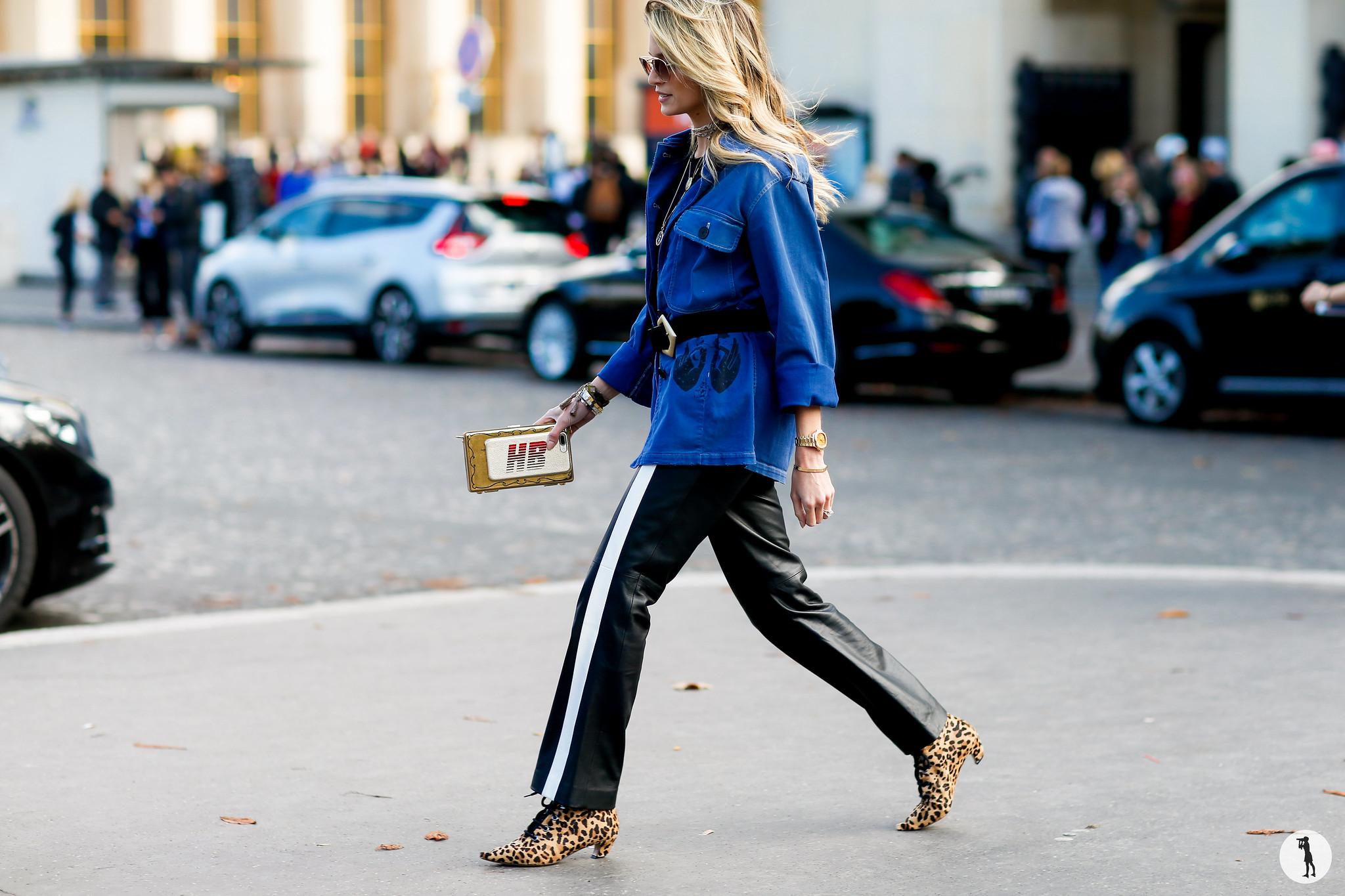 Helena Bordon - Paris Fashion Week SS18 (22)