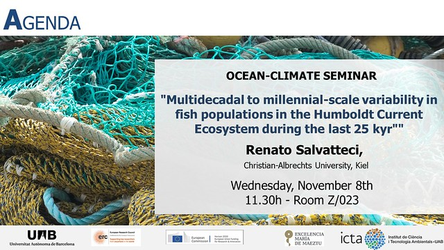 OCEAN- CLIMATE Seminar