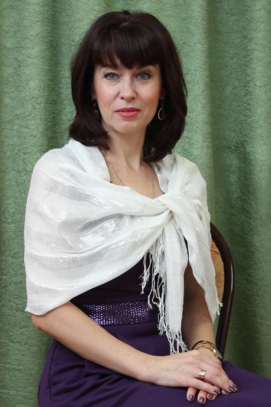 Татьяна Олеговна Слобожанина