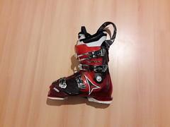 lyžařské boty - titulní fotka