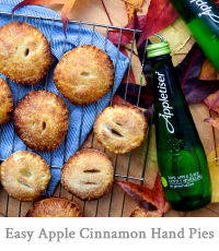 Easy Apple Cinnamon Hand Pies