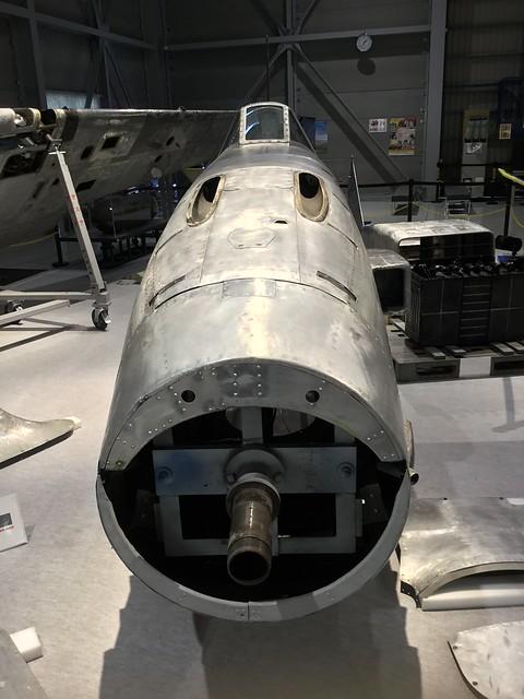 陸軍三式戦闘機飛燕 かかみがはら航空宇宙科学博物館収蔵庫 505