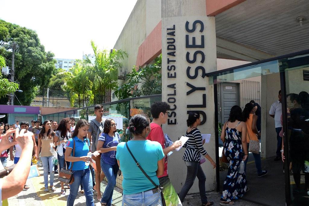 Prova do Enem se repetirá neste domingo em 74 cidades do Pará, Enem no Pará