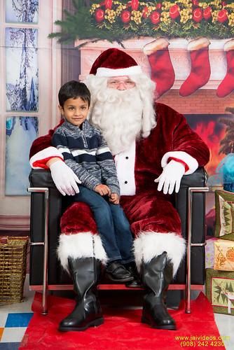 Santa at Teecs-26