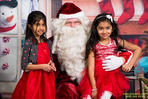 Santa at Teecs-62