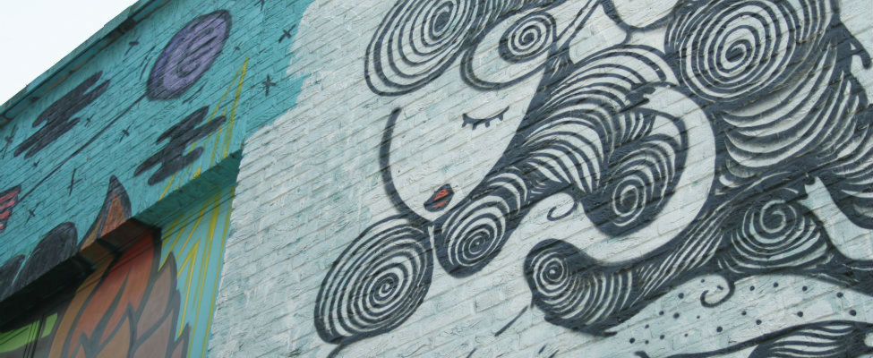 Street art in Antwerpen | Mooistestedentrips.nl