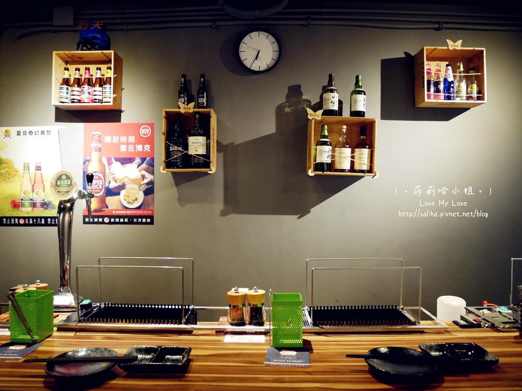 台北東區國父紀念館站談天自助燒烤串燒 (3)