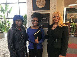 Alliance for Community Media & Queens Public Television in Washington DC for Capitol Hill Day 2017
