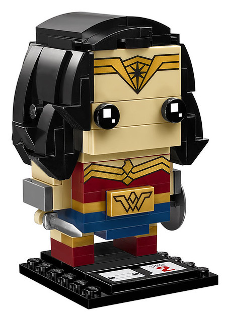 wonder woman lego instructions