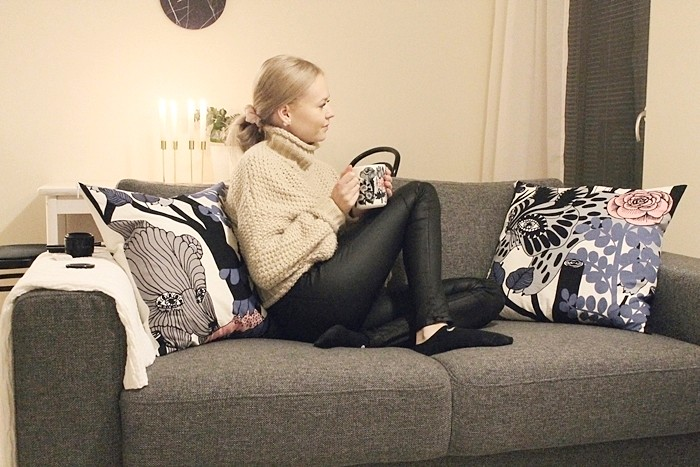 sohvalla