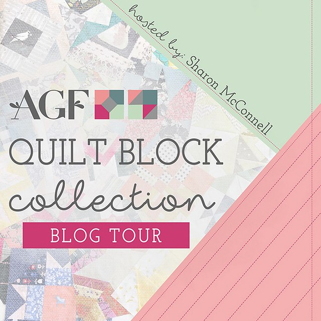 AGF Quilt Block Collection Blog Tour