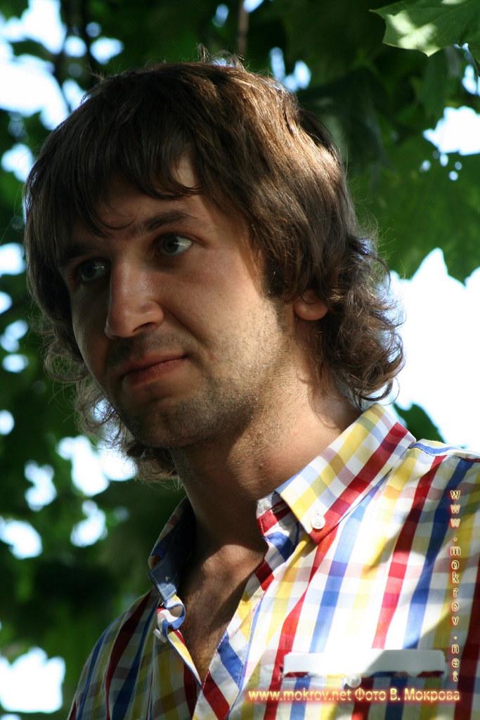 Виктор Елистратов.