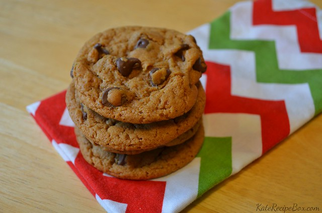 GingerChocolateChipCookies