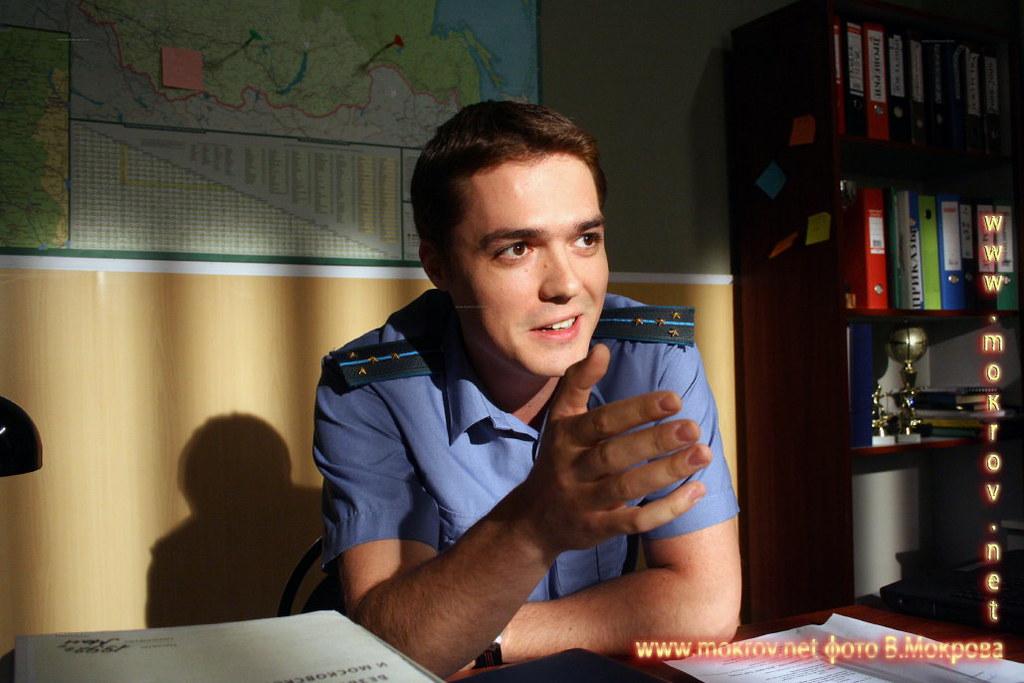 Актер - Игорь Стам.