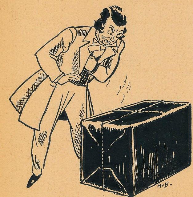 zonneschijn-kerstboek 1929 Ill  Harmsen van Beek   pg  107